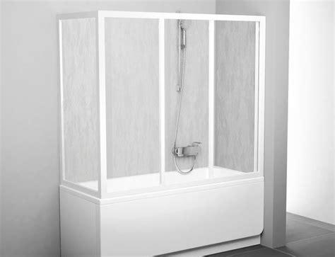 badewannen duschwand duschwand badewanne mit seitenwand duschabtrennung dusche