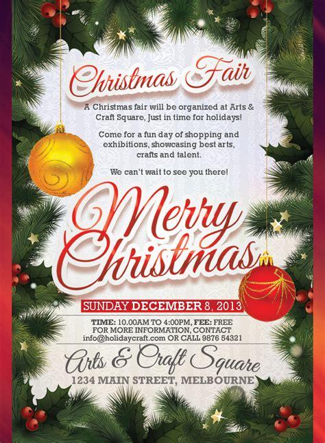 merry christmas design flyer christmas fair flyer christmas tree flyer christmas flyer designs