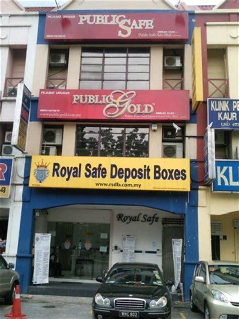 Sewa Safe Deposit Box Di Bank 5 Cara Simpan Emas Dengan Selamat Gold Malaysia