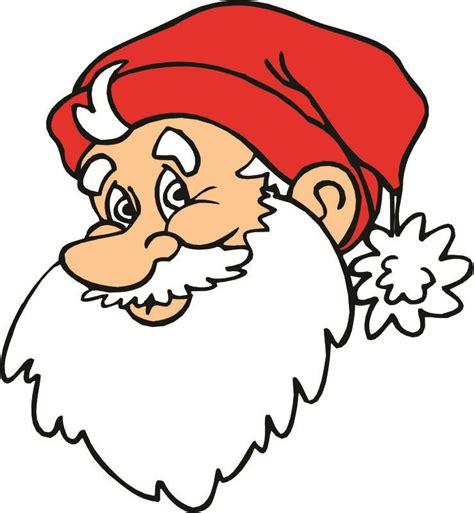 cartoon santa pictures clipart best