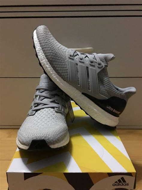 adidas ultra boost clear onix light grey black menw