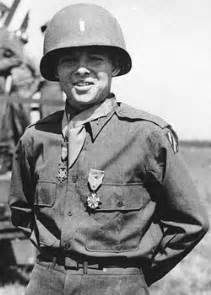What Did Audie Murphy Do Audie Murphy Brave Soldier American Being In The