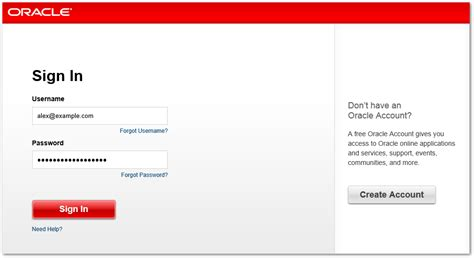 blogger sign in how to sign up for oracle cloud
