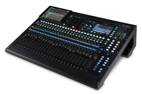 Daftar Mixer Digital Allen Heath namm 2014 allen heath reveals new qu 24 digital mixer