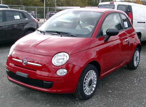 fiat 500 2007 free inspired