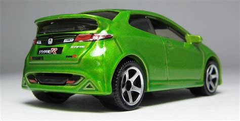 matchbox honda matchbox monday look honda civic type r