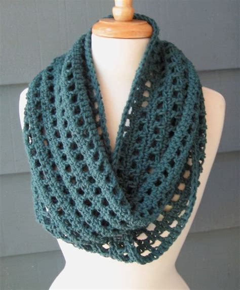 Pinterest Pattern For Infinity Scarf | infinity scarf crochet pattern crochet infinity scarf