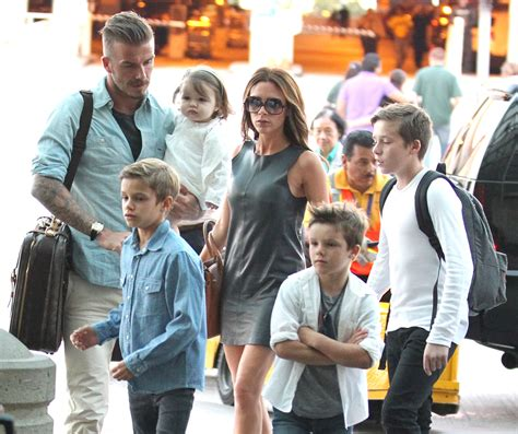 The Beckhams Are by The Beckham Family Fashion