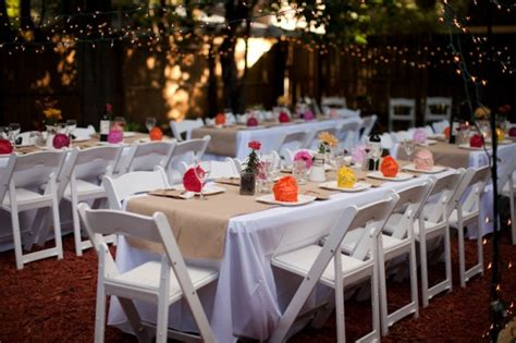 Backyard Bbq Reception Ideas Backyard Bbq Wedding Reception Decorations 187 Backyard And Yard Design For
