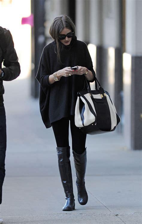 Suede Drape Jacket Olivia Palermo S Style