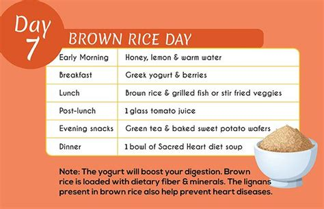 Brown Rice Detox Results by 17 Best Ideas About Sacred Diet On