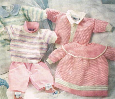 phildar knitting crochet pattern book baby layette phildar mailles baby clothes knitting pattern booklet 144