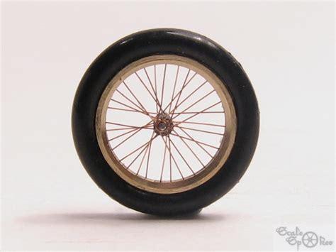 fokker d vi spoke wheels 1 72 scale spokes