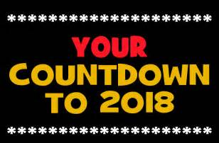 countdown new years your new year countdown 2018 days left til new year
