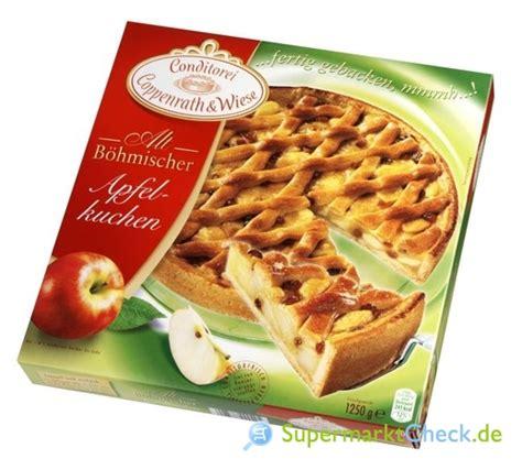 kuchen coppenrath und wiese coppenrath wiese alt b 246 hmischer apfelkuchen kalorien