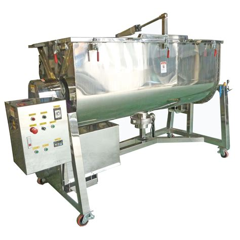 Mixer Taiwan stainless steel type ribbon mixer rt um300s rong