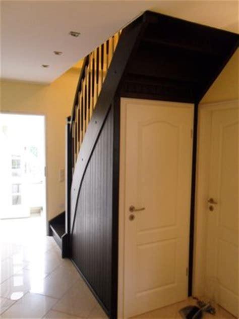günstige wohnung suchen treppe wand design