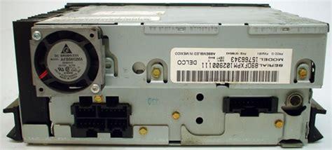 1999 2001 Gmc Sierra 1500 Factory Am Mono Fm Stereo Radio