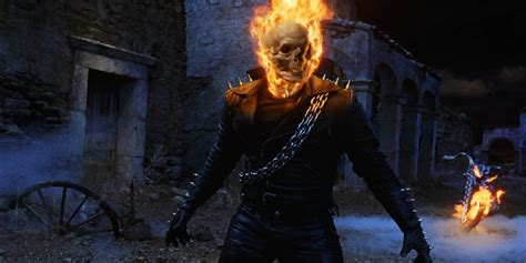ghost rider film nicolas cage wants r rated ghost rider movie screen rant