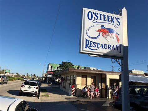 Osteen's in St Augustine, just after Bridge of Lions ... O Steen S