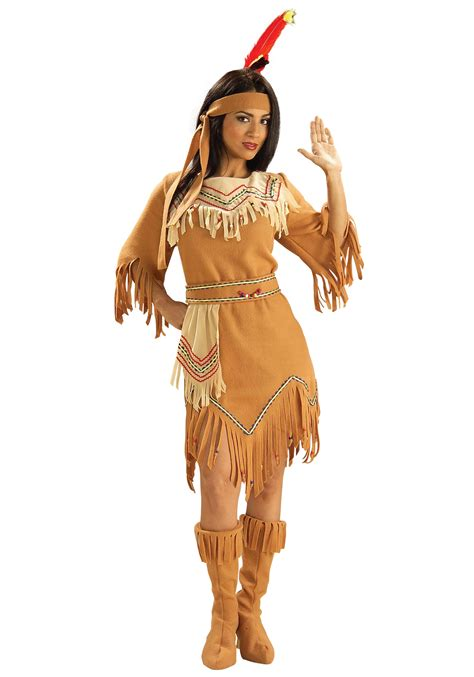 american indian american maiden costume