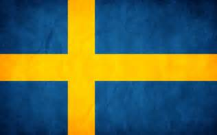 swedish flag colors sweden grunge flag by think0 on deviantart