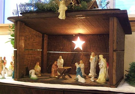 about nativities from family christmas online