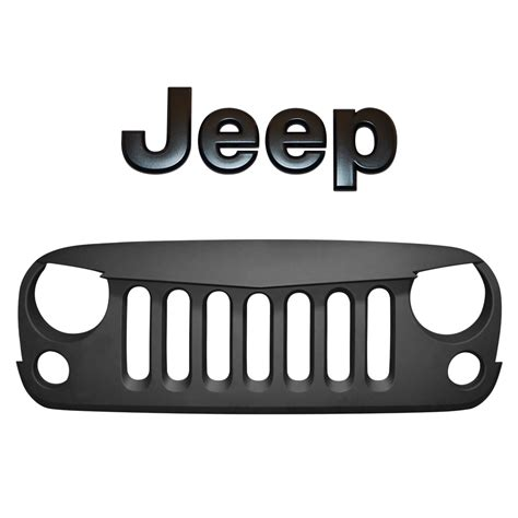 jeep grill icon angry grill blkmtn
