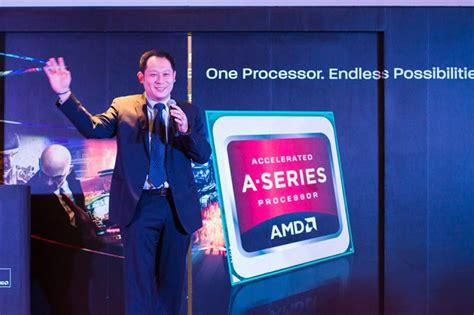 Harga Turbo Overdrive amd mengumumkan amd apu siri a generasi kedua untuk
