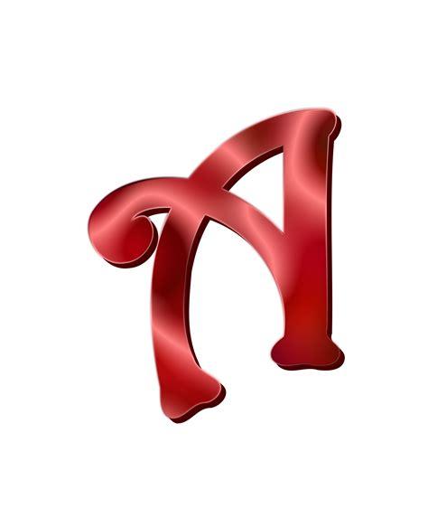 Letter Image Clipart Alphabet 12 Letter A