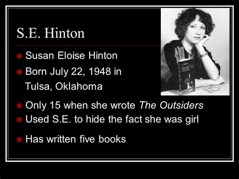 themes found in the outsiders by s e hinton found at the outsiders by s e hinton