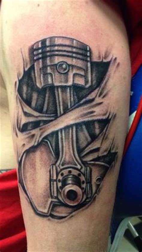 1000 ideas about piston tattoo on pinterest car tattoos