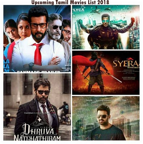hollywood news movie release list list of upcoming tamil new movies 2018 kollywood films