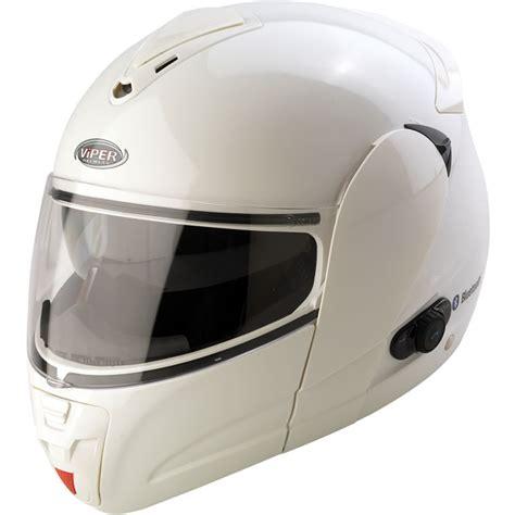 bluetooth motocross helmet viper rs v131 bluetooth 4 motorbike flip up front