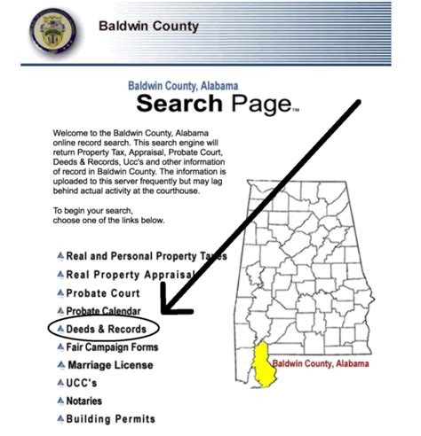 Free Property Records Search Alabama Deed Forms Quit Claim Warranty And Special Warranty Eforms Free