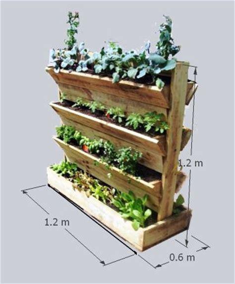 Diy Freestanding Vertical Garden Freestanding Garden