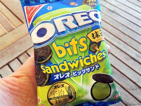Oreo Oreo Bits Sandwich Matcha oreo matcha bits sandwich 183 iguaria receita e culin 225 ria