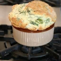 spinach cheese souffle spinach and cheese souffle bigoven