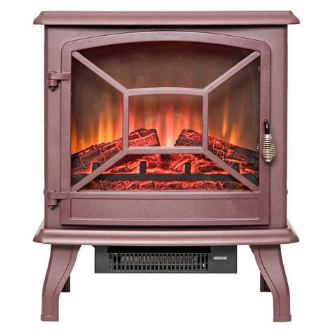 fireplace tempered glass akdy 20 in freestanding electric fireplace mantel heater in with tempered glass and logs
