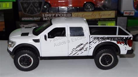 1 24 2011 Ford F 150 Svt Raptor Truck Y1313 1 24 ford f 150 svt raptor 2011 blanco toys display 390 00 en mercado libre