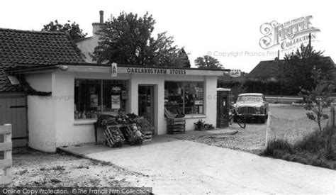 Framingham Post Office by Framingham Earl The Post Office C 1960 Francis Frith