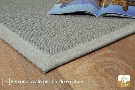 tappeto in cocco cool tappeto su misura soho with tappeti cocco