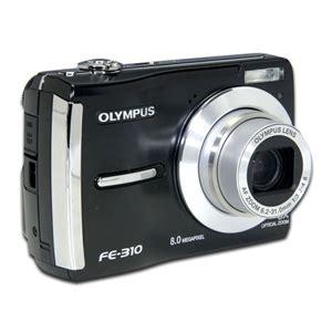 Kamera Olympus Fe 310 Olympus Fe 310 8 0 Megapixels Digital Black At Tigerdirect