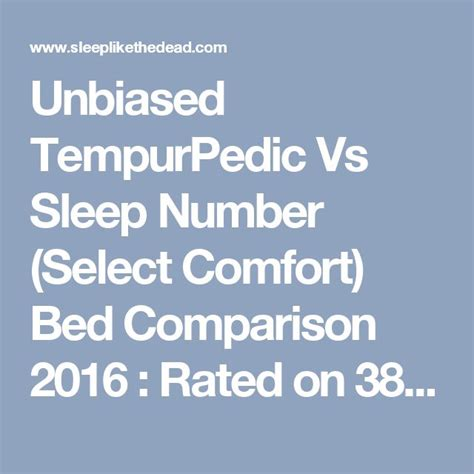 tempurpedic vs sleep number bed 8 best sleep number bed images on pinterest number