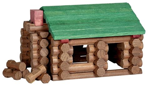 the lincoln log rustic construction update