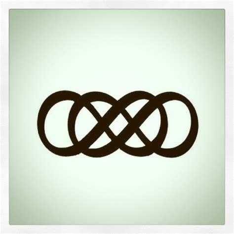 infinity tattoo in revenge infinity times infinity tattoo tattoo art ideas