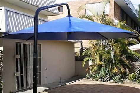 Diy Patio Umbrella Stand Outdoor Umbrellas Patio Gold Coast Coastwide Shade Sails