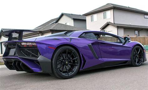 Lamborghini In Usa Price 2018 Lamborghini Aventador Sv Roadster Price Lp750 4