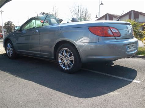 Chrysler Sebring Convertible Club by 30 Chrysler Sebring Convertible 2 0 Crd Limited Phil