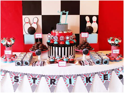 Bowling Decorations Ideas by 50 Awesome Boys Ideas